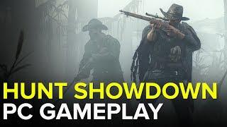 HUNT: SHOWDOWN OFFICIAL E3 2017 GAMEPLAY - 1080p