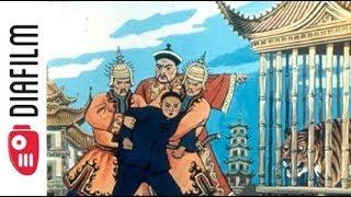 Mese az öt kis kínairól (A diafilmet elmondja Sinkovits Imre)