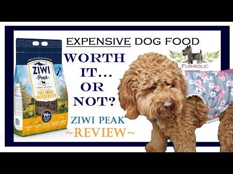 ZiwiPeak Dog Food Review!