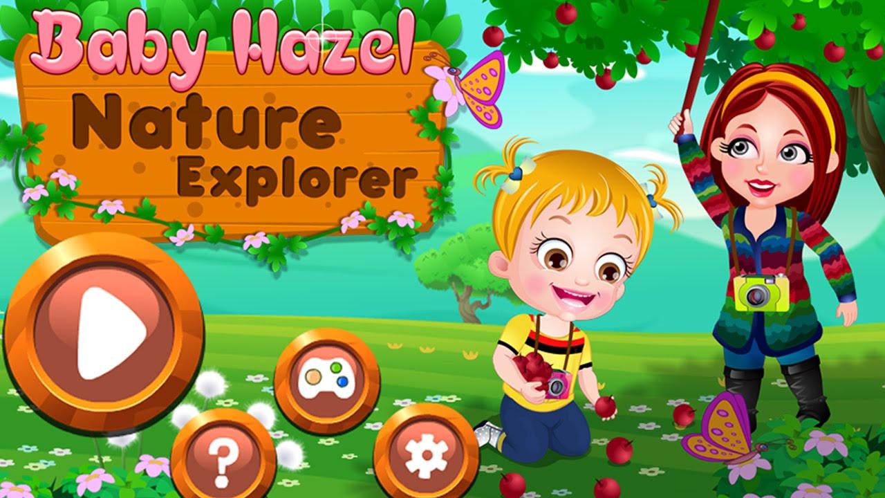 Permainan Baby Hazel Terbaru 2016 - permainan video untuk