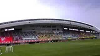 友よ 2008年天皇杯一回戦 博多の森球技場