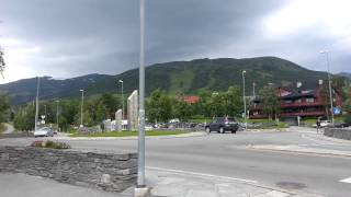 Down Town Oppdal City Centre, Norway