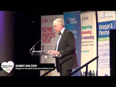 Scottish Charity Awards 2017