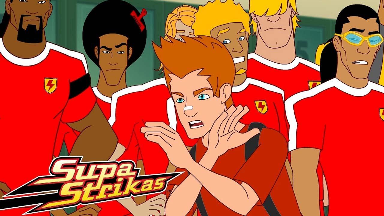 Supa Strikas | Un bellissimo gioco | Cartoni animati sul calcio per bambini