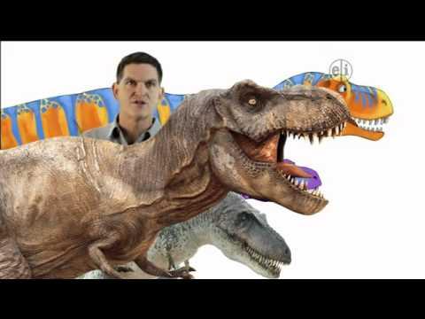 Dinosaur Discoveries Daspletosaurus