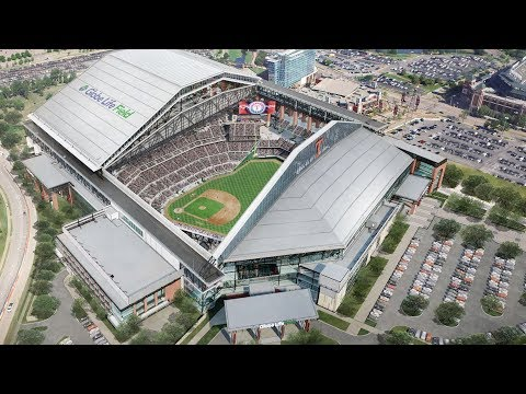 Ask The Experts: Globe Life Field's Retractable Roof
