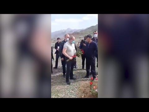 Իմ եղբոր գերեզմանի հետ գործ չունեք. զոհվածի հարազատը՝ Փաշինյանին