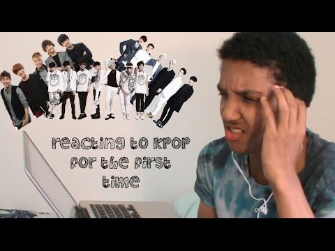 AUSTRALIAN REACTS TO KPOP FOR THE FIRST TIME (BTS, SHINEE AND EXO) I TristansBlack