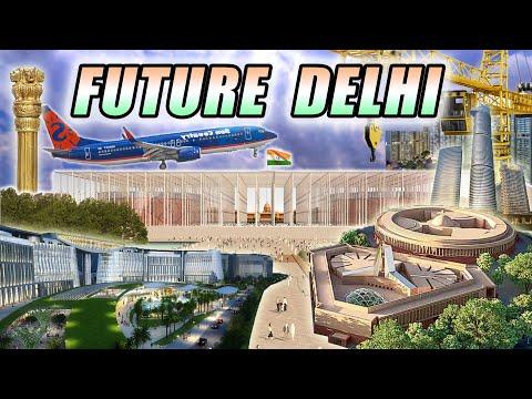 BIGGEST FUTURE MEGA PROJECTS IN DELHI || दिल्ली में सबसे बड़ी भविष्य की परियोजनाएं