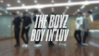 더보이즈 THE BOYZ 상남자 Boy In Luv DANCE PRACTICE VIDEO