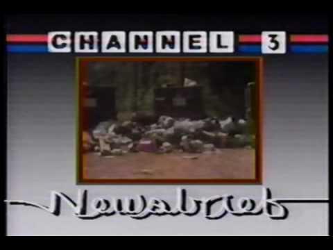 KTBS Channel 3 brief 1986