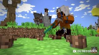 Culture code and Make me love–Minecraft mega walls fighting short movie