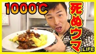 【LIFE】死ぬウマ肉オムレツをみんなで食う!!