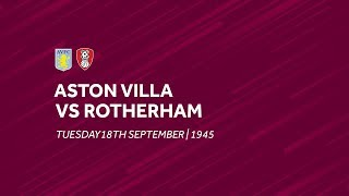 Aston Villa 2-0 Rotherham United | Extended highlights