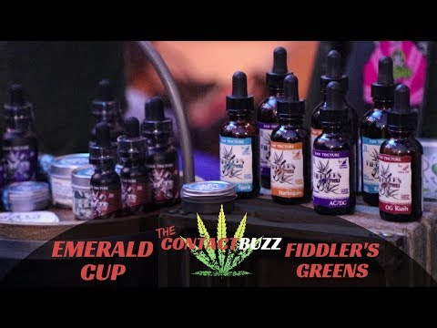Emerald Cup 2017 - Spot #15 - Fiddlers Greens - CBD & TCH Or
