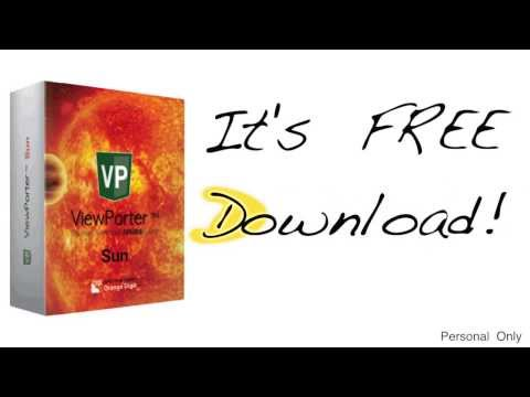 ViewPorter Orange Digit ebook EPUB editor ebook reader
