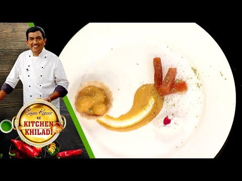 Sanjeev Kapoor Ke Kitchen Khiladi - Episode 78 - Rasmalai Twist