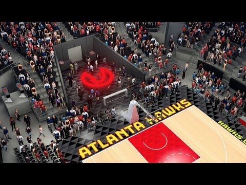 Atlanta Hawks Arena Renovations to Include NBA's First ...