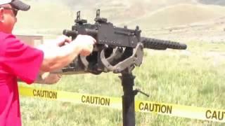 browning 1919 belt fed machine gun