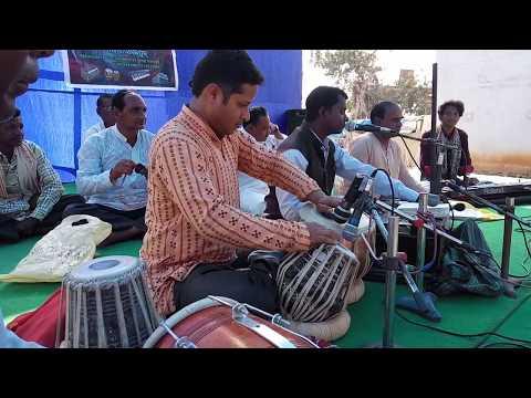 Sambalpuri bhajan ... Hey Madhaba Hari ... Singer Gopal Bag at Marangola Mandir Pratistha