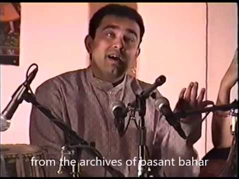 Nachiketa Sherma and Pandit Swapan Chaudhury  Raag: Yeman, Hansedhuni, Bhaiann