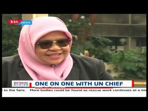 One on One with UN Chief, Maimunah Sharif | Bottomline Africa