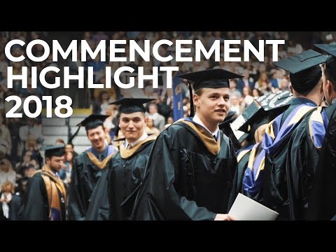 Commencement 2018 | Alfred University