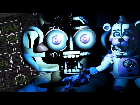 FNAF HAS CHANGED! | Five Nights at Freddy's Sister Location - Night 1 & 2