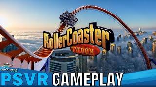 Rollercoaster Tycoon - JoyRide | PSVR | First Impressions!!!!
