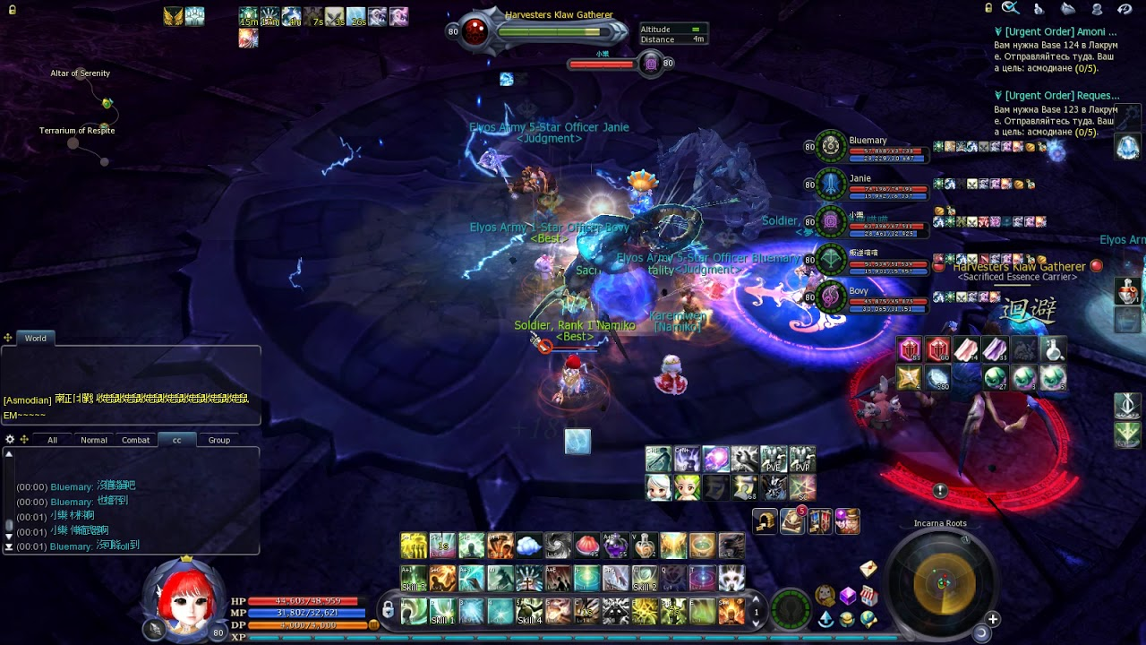 aion kleriker guide
