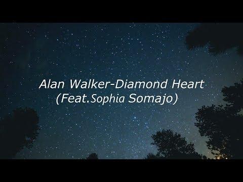 alan-walker-diamond-heart-(lyrics-english-spanish)-(video)