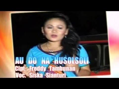 Siska Sianturi - Au Do Na Husolsoli (Official Lyric Video)