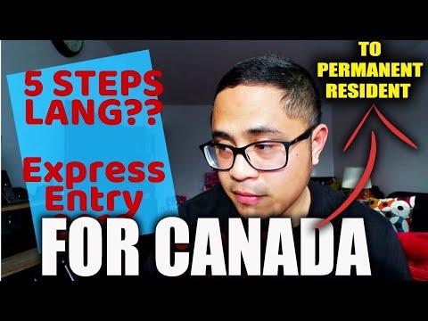 EXPRESS ENTRY PAPUNTA Sa CANADA Na DAPAT MO MALAMAN , Buhay Sa Canada