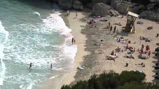 Calas De Mallorca 2011