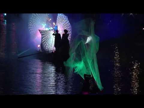 CARNEVALE VENEZIANO 2017 - Fantasmagoria sull'acqua
