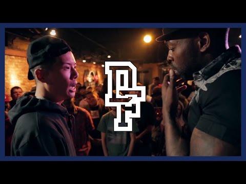 A-CLASS VS THE DEADMAN | Don't Flop Rap Battle
