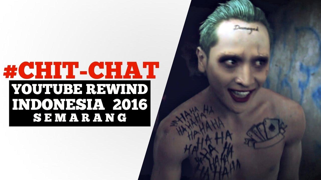 Scene Terkeren Youtube Rewind Indonesia 2016 Semarang Youtube