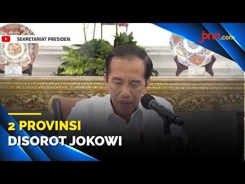 Kasus Aktif Covid-19 Meningkat, Jokowi: Ini Memburuk Semuanya