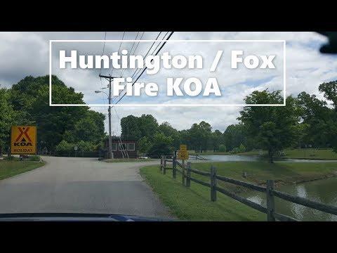 Huntington / Fox Fire KOA West Virginia