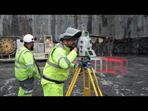 A Surveyor in London: Surveying Crossrail