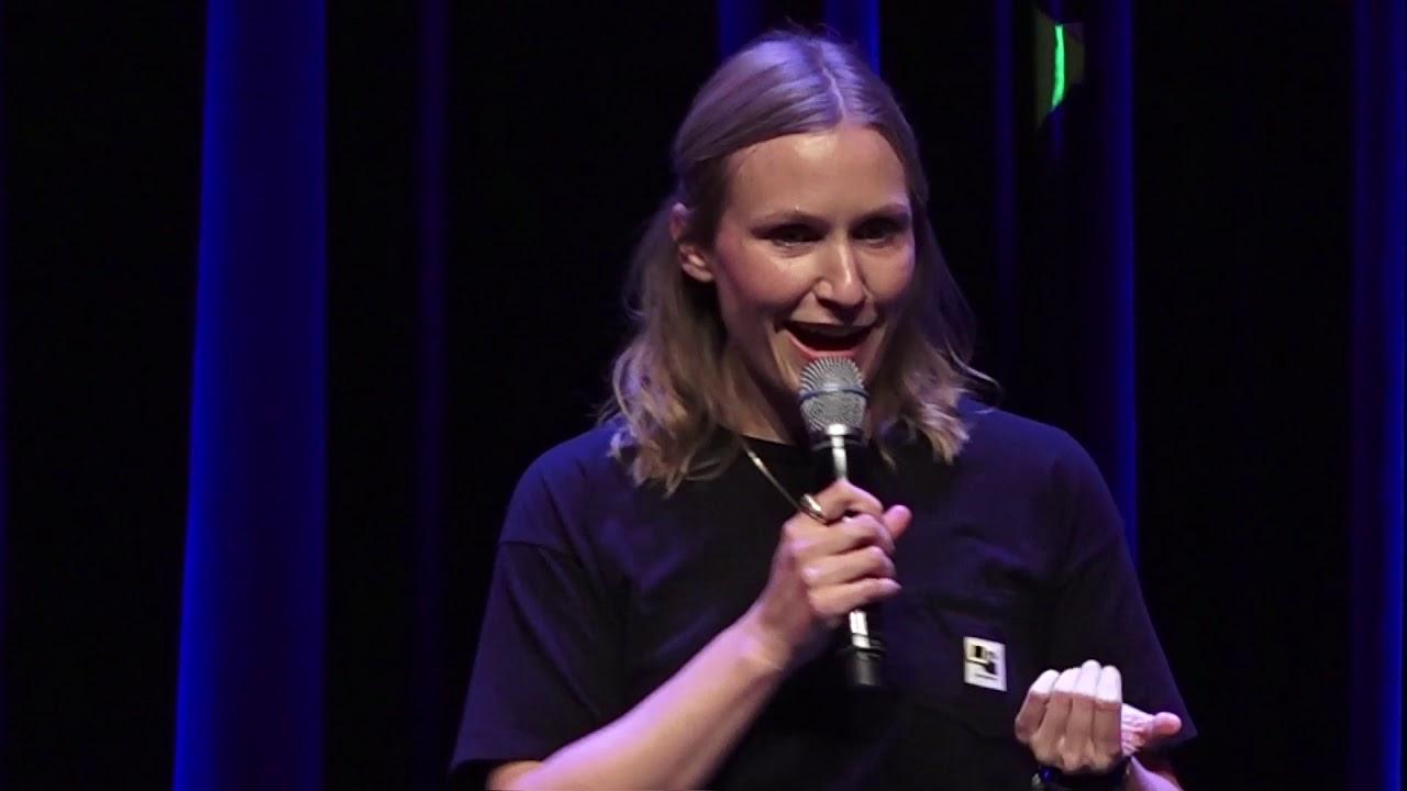 18. Hamburger Comedy Pokal 2020 / 2. Chance Show / Ingrid Wenzel