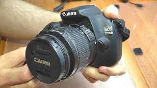 Не включається дзеркальна фотокамера Canon 1200D / Дивний ремонт