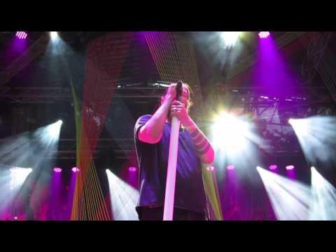 Rea Garvey LIVE Be Angeled -Leipzig 24.6.17 Get Loud Tour 2017 Konfetti Regen