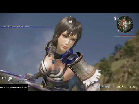 Dynasty Warriors 9 - Advanced on Hanzhong (Ch8 Wang Yi Chaos