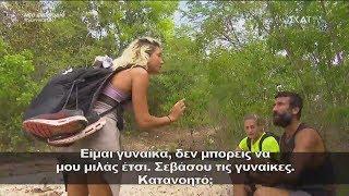 Survivor 2019   Ανταρσία από τη Ρία στον Hikmet   04/05/2019