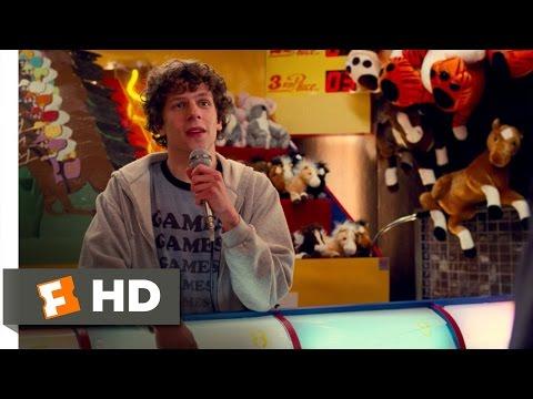 Adventureland (8/12) Movie CLIP - Tokin' On The Job (2009) HD