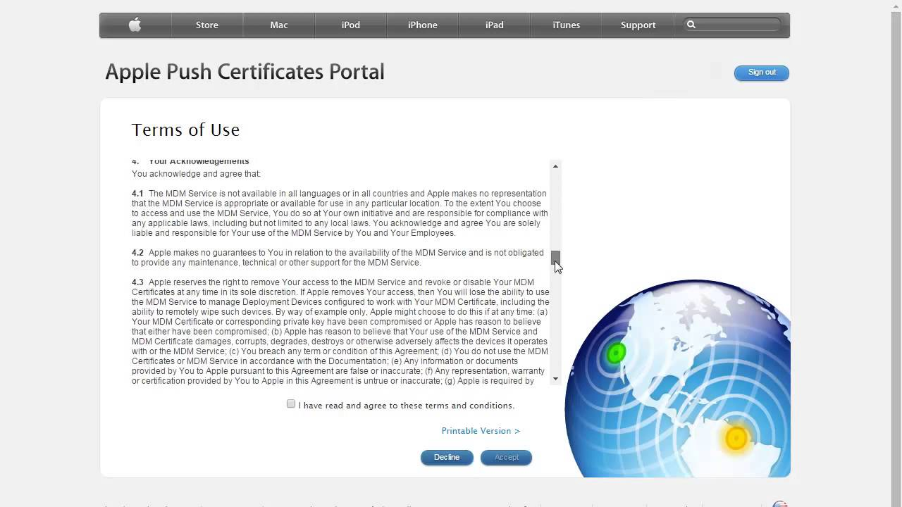 Obtain an apns certificate to manage ios devices youtube obtain an apns certificate to manage ios devices 1betcityfo Image collections