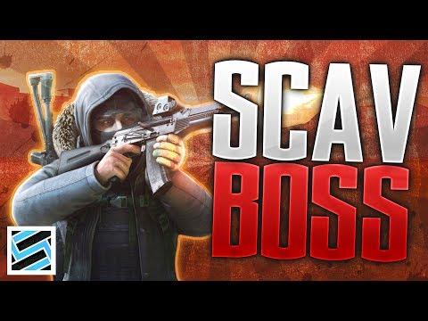 TIPS TO KILL THE WOODS SCAV BOSS (Shturman) - Escape From Tarkov