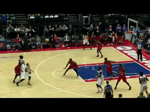 NBA D-League Gatorade Call-Up: Ray McCallum to the Charlotte Hornets