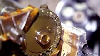 Диагностика растяжения цепи Евро 4 на двигателе ЗМЗ 409